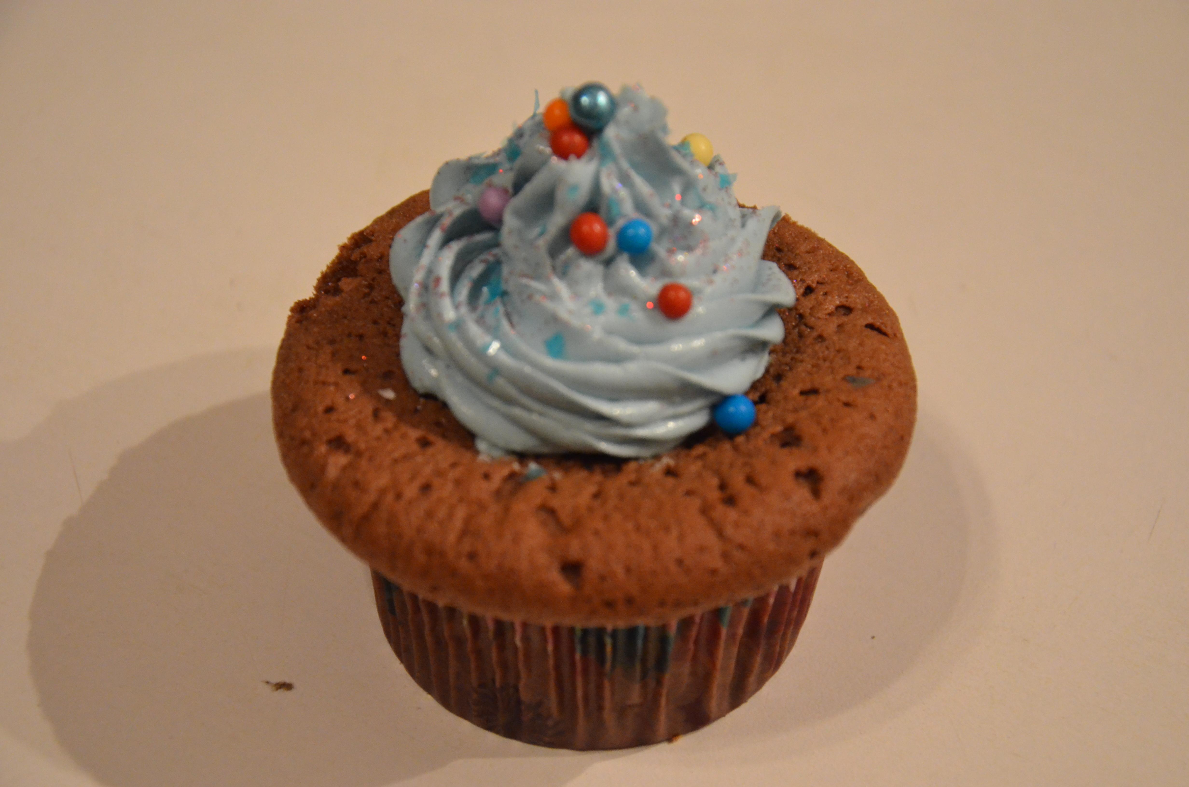 Mon premier Cupcake