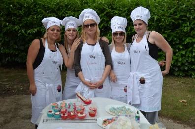Atelier cupcakes, paris, stage cupcakes, enterrement de vie de jeune filles, idf et province