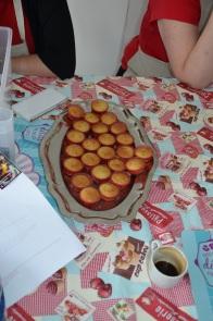 les minis cupcakes