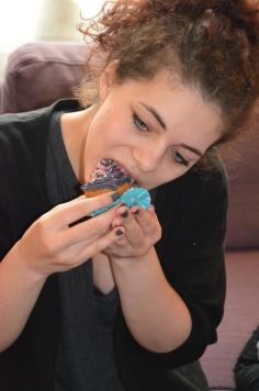 Cupcake & vernis assortis