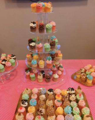 Cupcakes ile de la réunion
