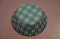 Caissette rétro blue