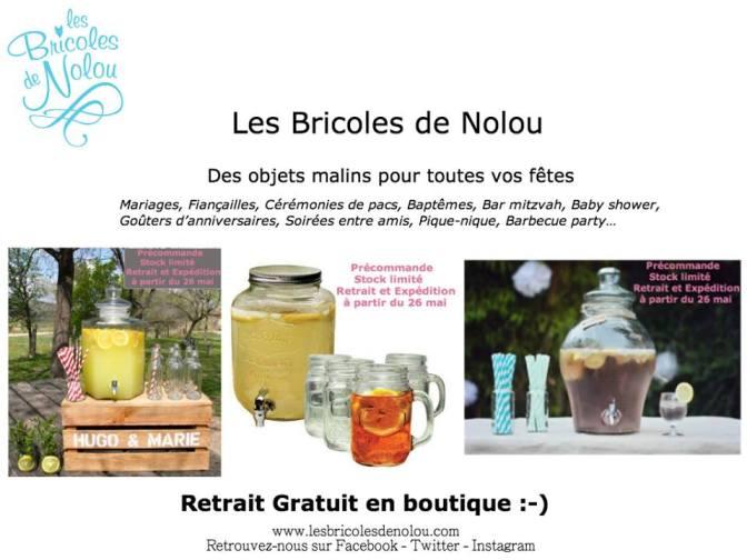 Les Bricoles De Nolou