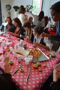 Atelier, cours de cuisine, chennevieres sur marne, entereement de vie de jeune fille, paris, ile de la réunion.