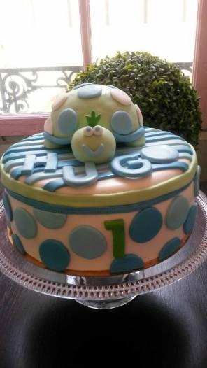 Gâteau personnalisé Paris