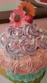 Gateau pour un smash Cake