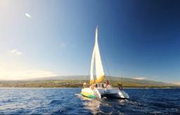 Catamaran, ile de la réunion